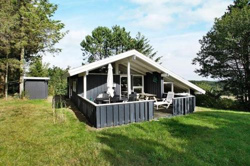 Three-Bedroom Holiday home in Ebeltoft 9