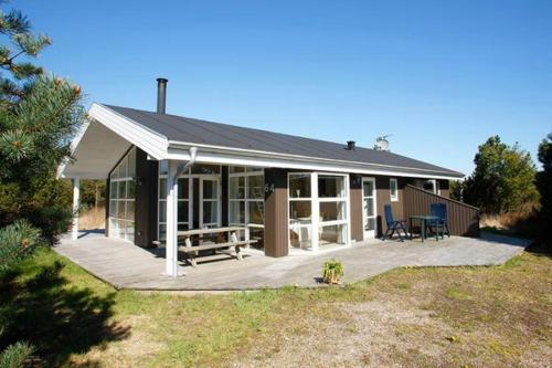 Three-Bedroom Holiday home in Fjerritslev 4