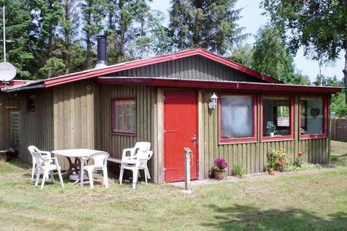 Two-Bedroom Holiday home in Hals 4