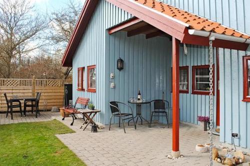 One-Bedroom Holiday home in Hemmet 3