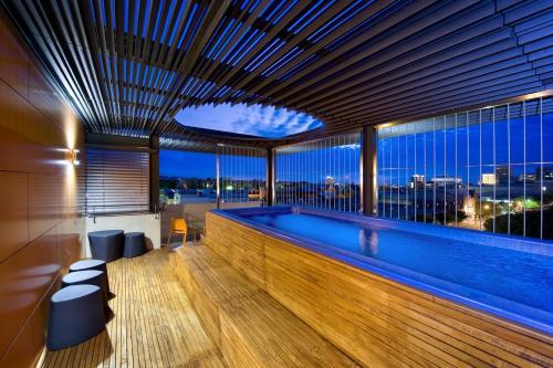 Clarion Hotel Soho impression