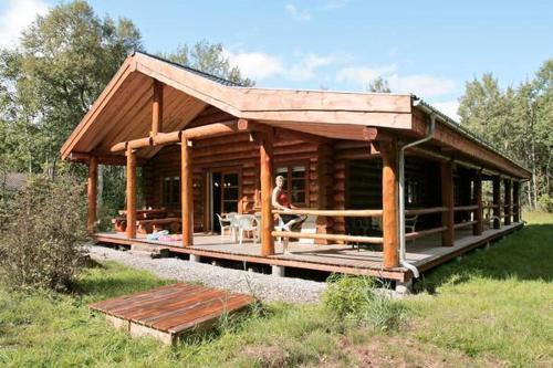 Three-Bedroom Holiday home in Hadsund 7