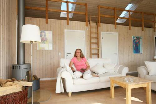 Three-Bedroom Holiday home in Sjællands Odde 2
