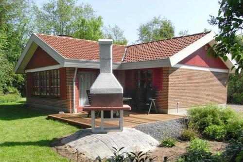 Three-Bedroom Holiday home in Toftlund 7