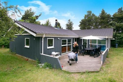 Four-Bedroom Holiday home in Asnæs 1