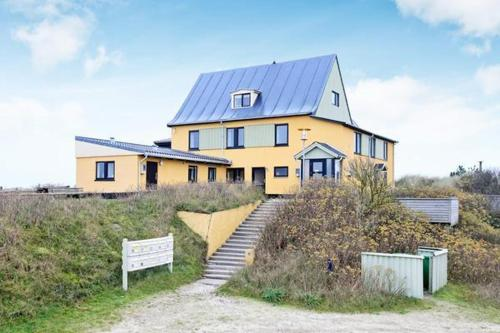 Two-Bedroom Holiday home in Vejers Strand 1