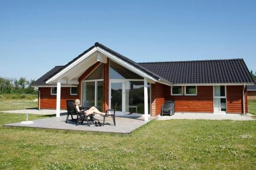 Four-Bedroom Holiday home in Brovst 2