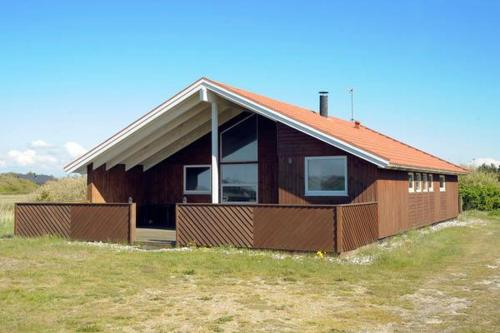 Four-Bedroom Holiday home in Ringk�bing 7