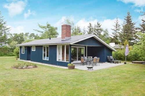 Three-Bedroom Holiday home in Ulfborg 9