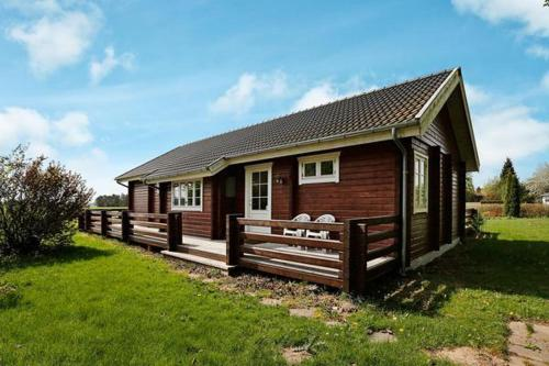 Three-Bedroom Holiday home in Gilleleje 10