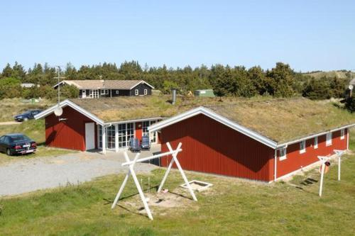 Six-Bedroom Holiday home in Blåvand 5