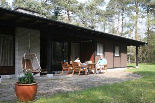 Three-Bedroom Holiday home in R�rvig 2