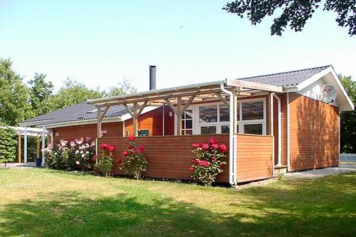 Three-Bedroom Holiday home in Hemmet 60