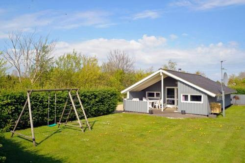 Three-Bedroom Holiday home in Oksb�l 20