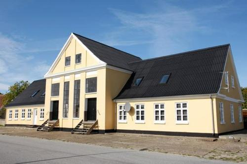 Three-Bedroom Holiday home in Bindslev 4