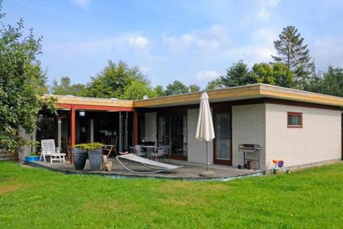 Three-Bedroom Holiday home in Glesborg 26