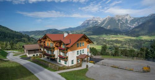 Landhaus Birgit - Apartment mit 1 Schlafzimmer