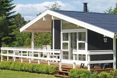 Three-Bedroom Holiday home in Glesborg 34