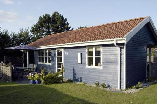 Three-Bedroom Holiday home in Nyborg 1