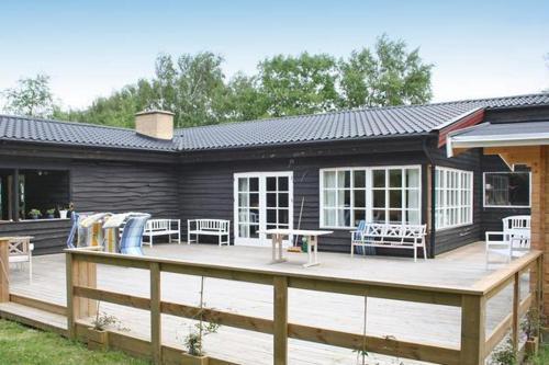 Three-Bedroom Holiday home in Kalundborg 6
