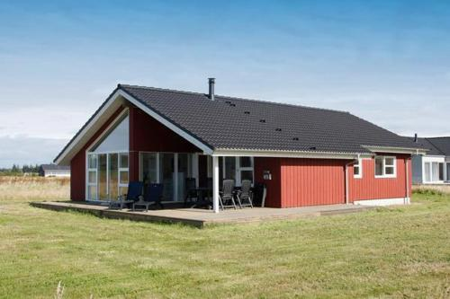 Three-Bedroom Holiday home in Brovst 34