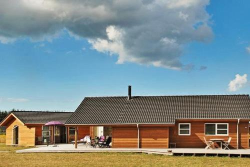 Three-Bedroom Holiday home in Brovst 36