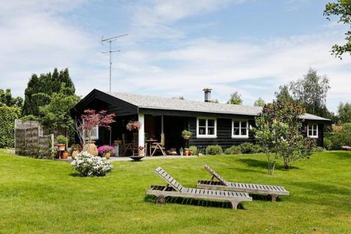 Three-Bedroom Holiday home in Græsted 6