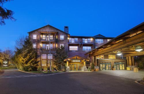 Heathman Lodge WA, 98662