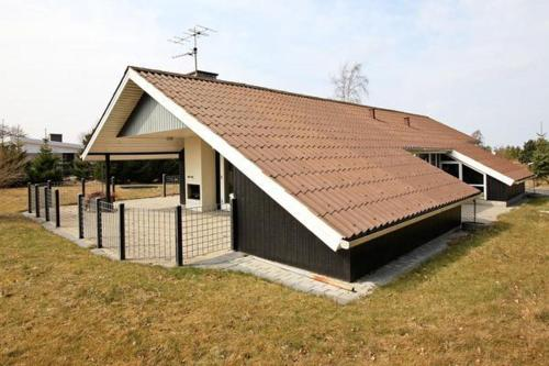 Three-Bedroom Holiday home in Glesborg 40