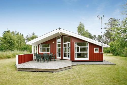 Three-Bedroom Holiday home in Hadsund 38