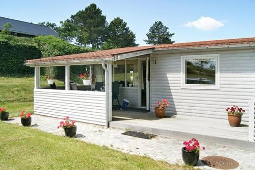 Two-Bedroom Holiday home in Ebeltoft 19