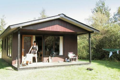 Two-Bedroom Holiday home in S�by 8