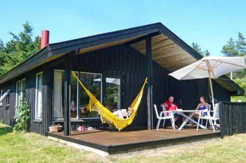 Three-Bedroom Holiday home in Saltum 10