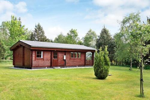 Two-Bedroom Holiday home in Bording 2