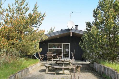 Four-Bedroom Holiday home in Rømø 9