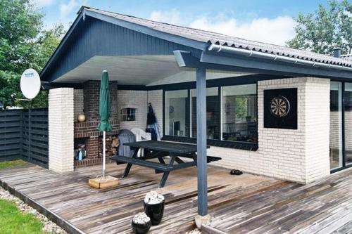 Three-Bedroom Holiday home in Hurup Thy 13