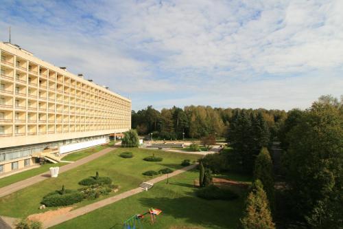 Санаторий при президенте рф подмосковье