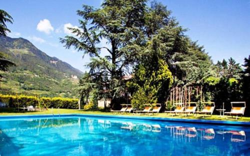 Swimmingpool Hotel Des Alpes