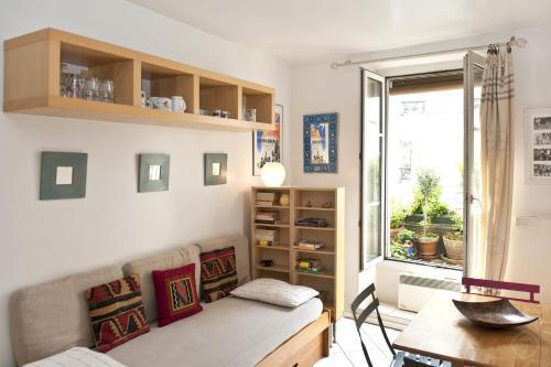 Montmartre Area Apartments