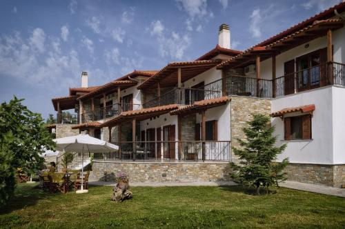 Hotel Ainareti - Kala Nera Greece