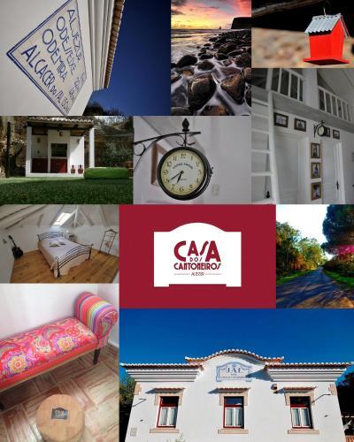 Casa dos Cantoneiros Aljezur Algarve Portogallo