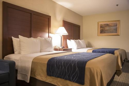 Comfort Inn Downtown - Ship Creek hotel accepts paypal in Anchorage (AK)