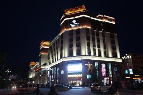Qomo Langzong Hotel, Xigazê
