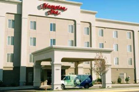 Photo of Hampton Inn - Great Falls Hotel Bed and Breakfast Accommodation in Great Falls Montana