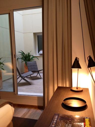 Standard Double or Twin Room - single occupancy Hotel Boutique Balandret 2