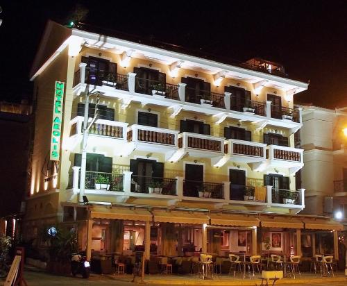 Aeolis***  in Samos stad