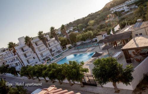 Отель Elga Hotel Apartments 0 звёзд Греция
