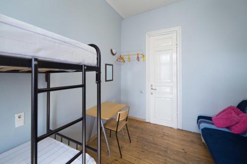 4 Betten Privates Zimmer (4-Bed Private Room)