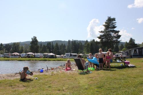 Sveastranda Camping