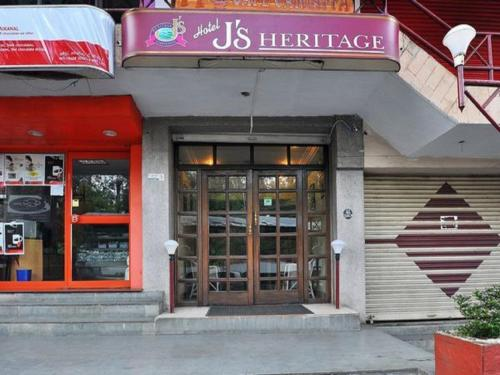 J's Heritage front view